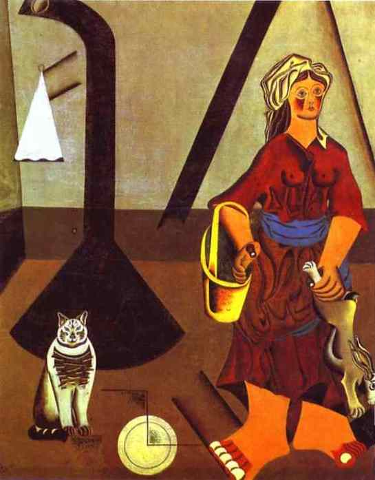 The Farmer's Wife, 1922