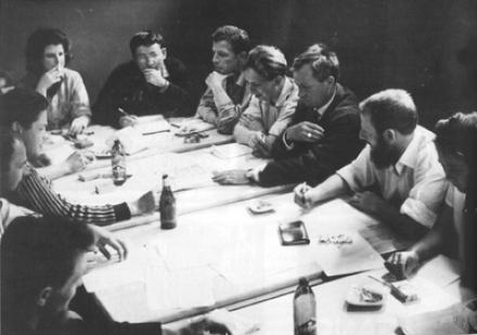 internacional situacionista em reunião