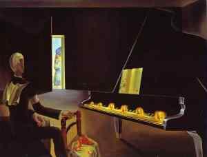 Seis Aparições de Lenin sobre um Piano, 1931