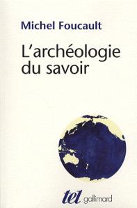 formação discurstiva arqueologia do saber