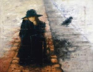 Melancolia, por Erica Hopper.