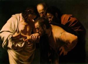 São Thomas, de Caravaggio.