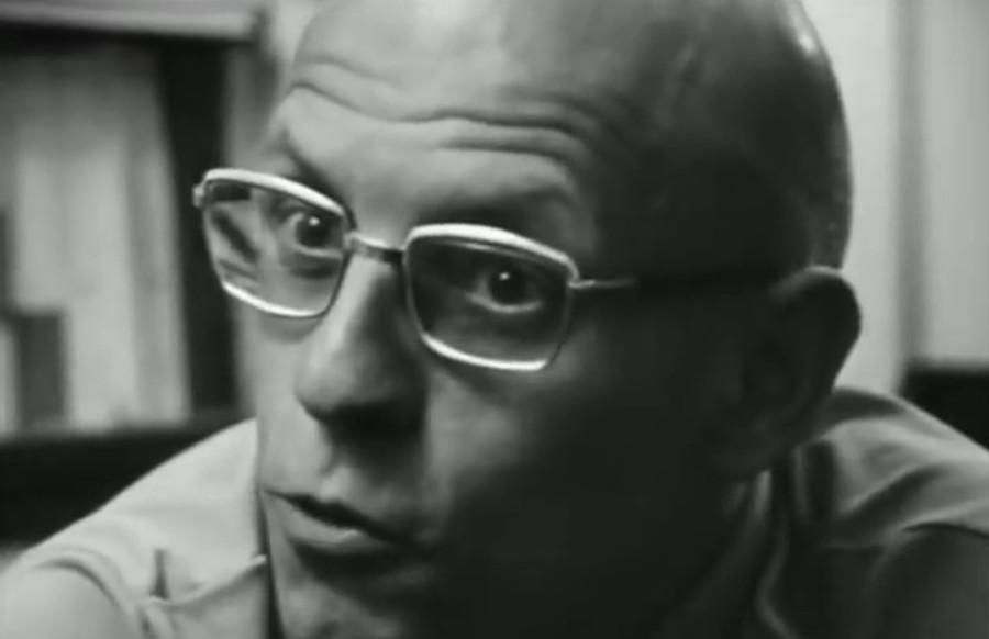 Foucault falando