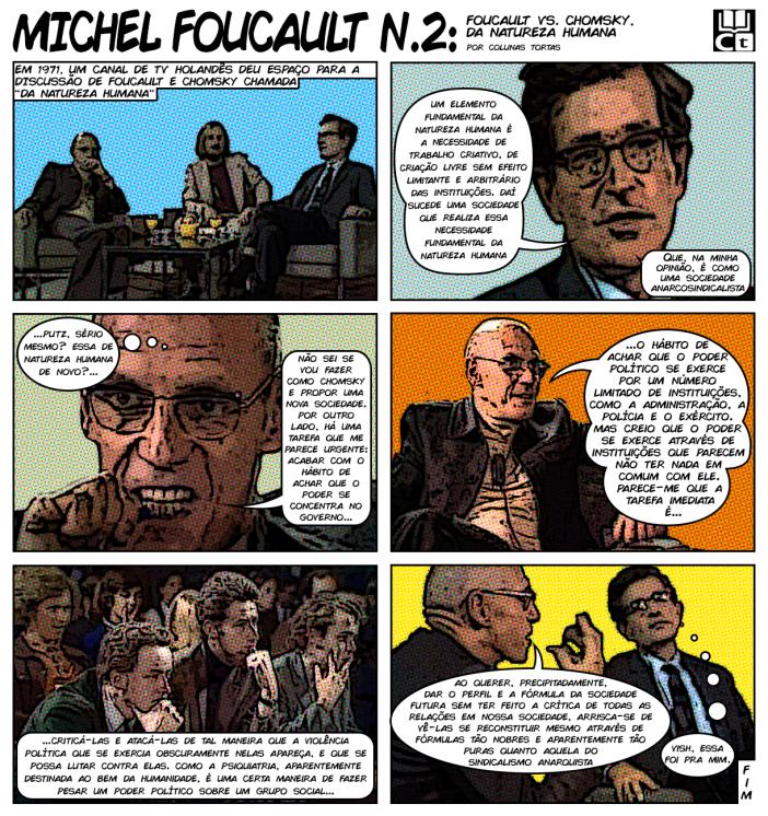 Quadrinho n2 de Foucault